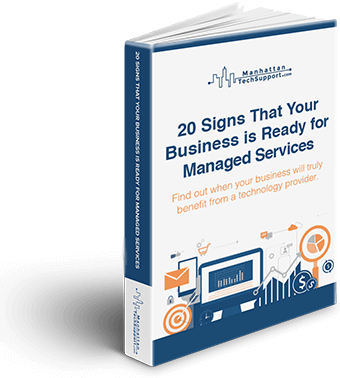 20 Signs That Your Business is Ready for Managed Services